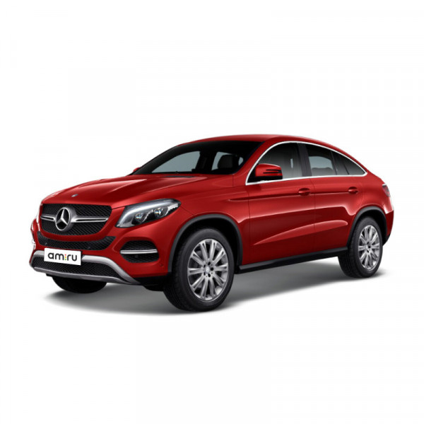 Mercedes-Benz - GLE Coupe (C292), 2015-2019